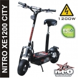 Nitro scooters XE1200 CITY 2016