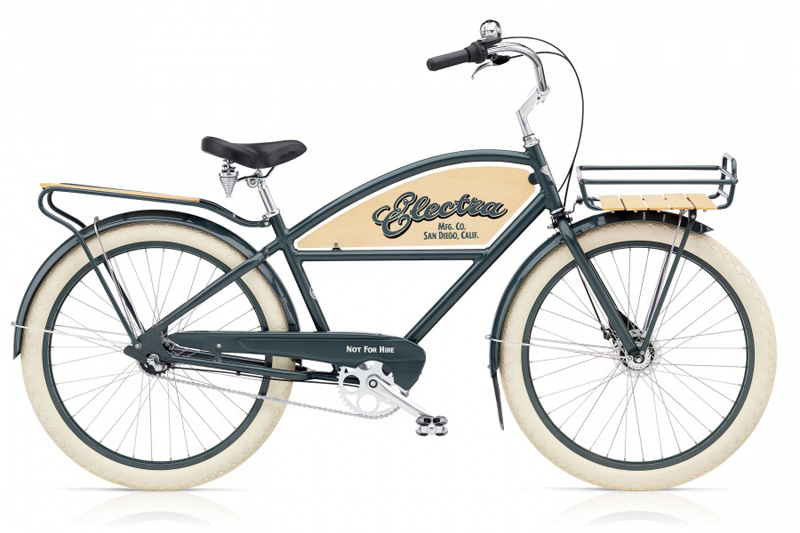 Electra Delivery 3i Chicago Grey Men´s