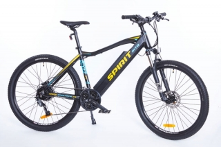 Spirit MTB II 27,5, integr. bat./250 W, 13 Ah (2018)