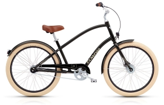 Electra Townie Balloon 7i EQ Mens Ebony