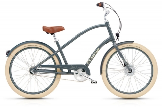 Electra Townie Balloon 7i EQ Mens Slate grey