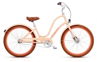 Electra Townie Balloon 3i EQ Ladies Nude