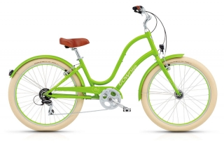 Electra Townie Balloon 8D EQ Ladies Lime