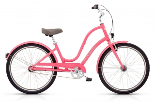 Electra Townie Original 3i EQ Ladies Grapefruit