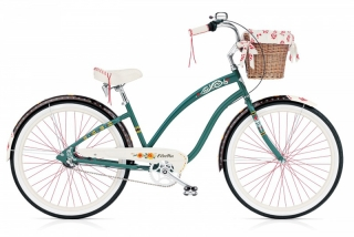 ELECTRA Gypsy 3i Forest Green Ladies´